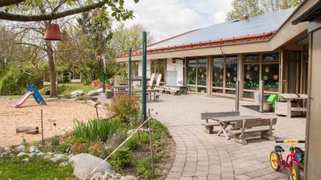 Die Räume der Eurasburger Kindertagesstätte reichen kaum mehr aus für die aufzunehmenden Kinder aus der Gemeinde.