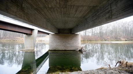 Die Lechbrücken zwischen Meitingen und Thierhaupten müssen saniert werden.
