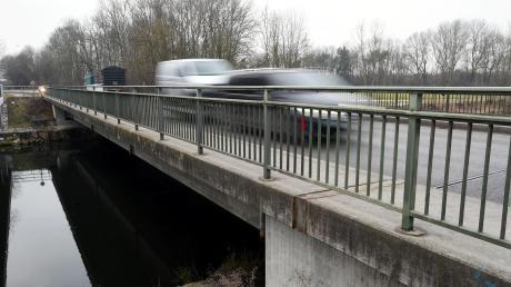 Während der Sanierung der Brücken soll die Straße zwischen Meitingen und Thierhaupten für sechs Wochen gesperrt werden.