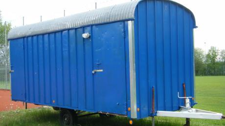 Die Vöhringer Vereine bekommen einen Toilettenwagen.