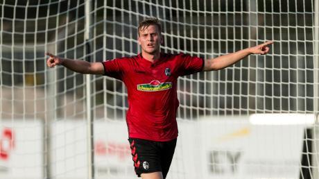 Der Immendorfer Christoph Daferner wechselt SC Freiburg zu Dynamo Dresden.