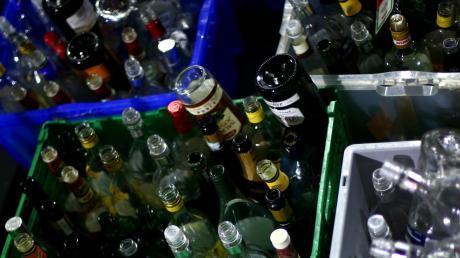 Fast alle Einsätzen der Polizei hatten mit Betrunkenen zu tun.