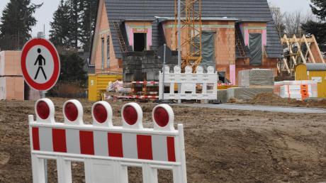 Beim Bauen will der Gemeinderat Inchenhofen nicht auf größere Abstände verzichten.