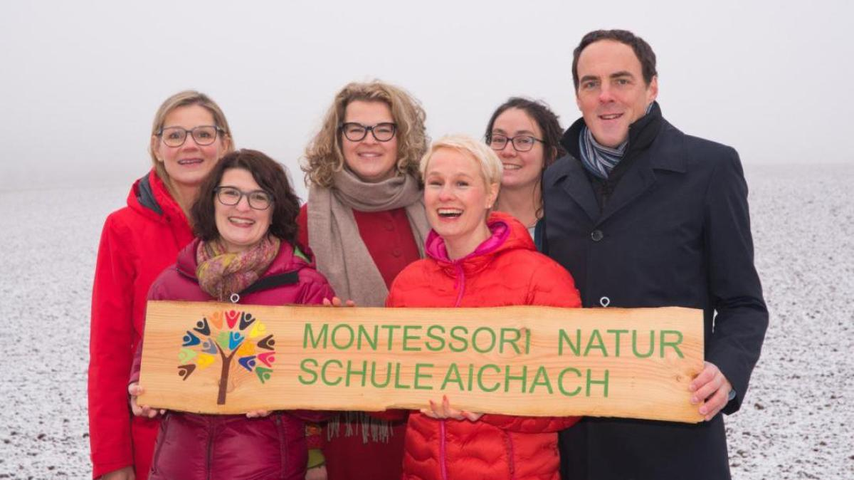 Montessori-Schule: Geeigneter Standort wird gesucht