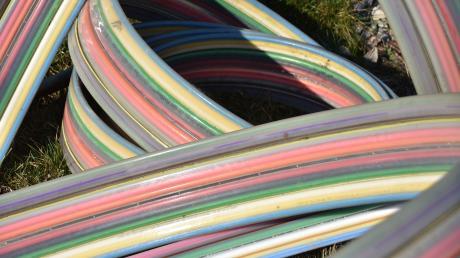 Glasfaseranschlüsse bis ins Haus sollen in Kürze in den Schiltberger Ortsteilen Allenberg und Rapperzell möglich sein.