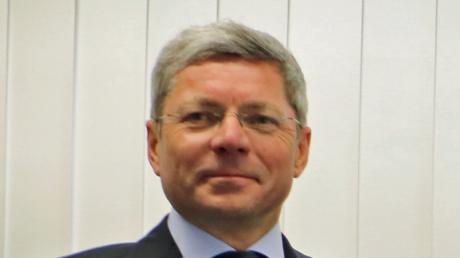 Krzysztof Kazmierczak, Geschäftsführer der Kliniken an der Paar.