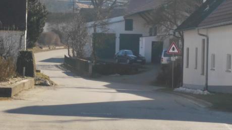 Die Sanierung der Ortsdurchfahrt von Binnenbach soll Anfang März beginnen.