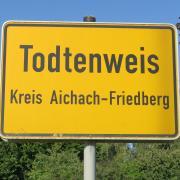 Im Gemeinderat Todtenweis gab es heftige Debatten.