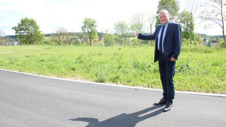 Aindlings Bürgermeister Tomas Zinnecker scheidet Ende April aus. Er war bei der Kommunalwahl nicht mehr angetreten.