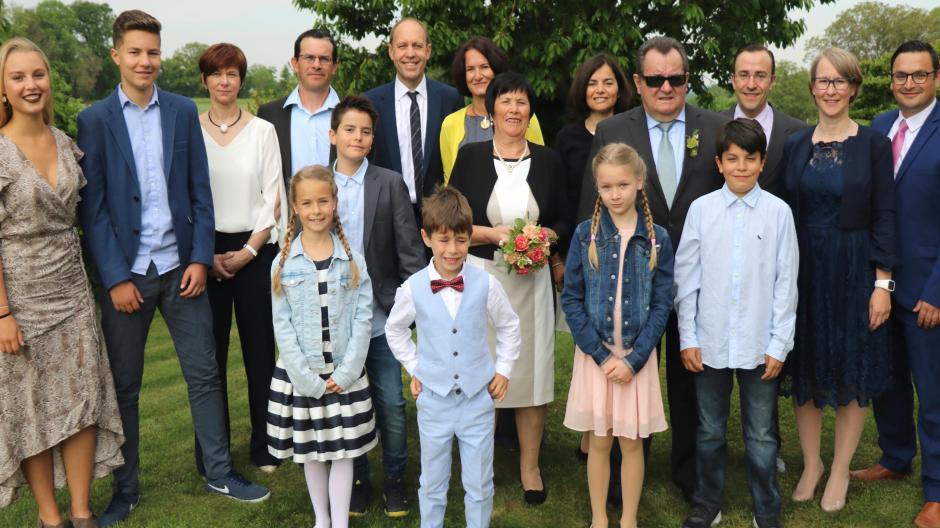 Goldene Hochzeit Beim Zinser Nachrichten Aichach
