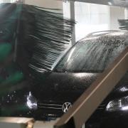 Privatpersonen dürfen Autowaschanlagen derzeit nicht benutzen.