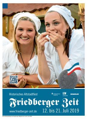 Friedberger Zeit 2019