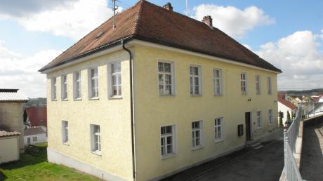 Die Alte Schule in Gebenhofen ist eines von drei Gebäuden, die sich zum Tag des offenen Denkmals im Wittelsbacher Land öffnen.