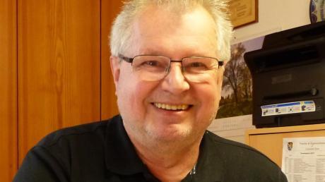 Leonhard Kandler übt sein Amt als Bürgermeister in Baar ehrenamtlich aus. Nächstes Jahr tritt er nicht mehr zur Kommunalwahl an.
