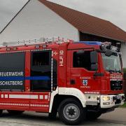 Das neue Fahrzeug war 2019 ein Höhepunkt für die Schiltberger Feuerwehr.