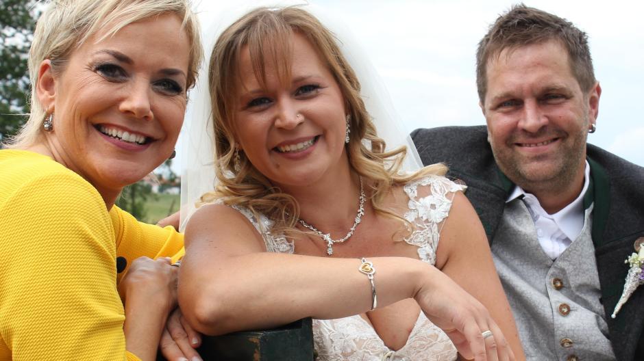 Sielenbach Bauer Sucht Frau Hochzeit Von Steffi Und Stephan Im Tv Aichacher Nachrichten