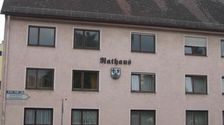 Im Erdgeschoss des Rathauses Todtenweis bekommt der Abwasserzweckverband einen Büro- und Verwaltungsraum.