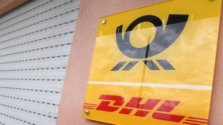 Die Poststelle in Ettenbeuren wird geschlossen.