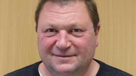 Josef Reiter möchte neuer Bürgermeister von Baar werden.
