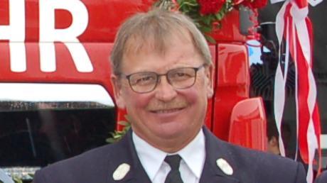 Albert Wagner möchte sich um das Amt des Bürgermeisters in Schiltberg bewerben.