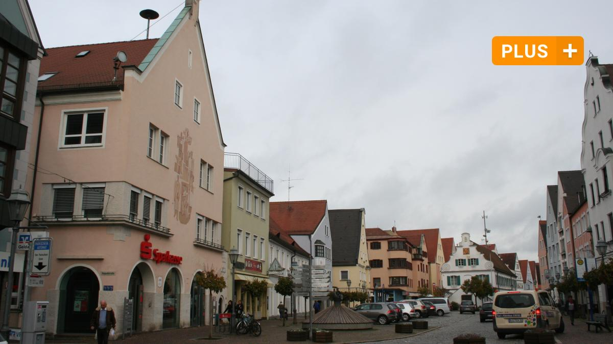 Umzug: Aichacher Stadtverwaltung hat eine neue Außenstelle - Nachrichten Aichach - Augsburger Allgemeine