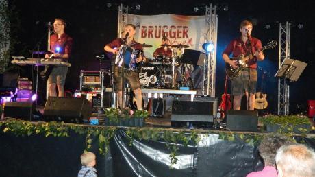 Die Brugger Buam aus Alsmoos treten am 30. November im Pfarrzentrum Aichach auf.