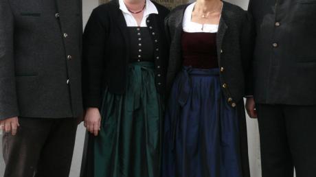 Der Gempfinger Viergesang tritt beim Konzert von Vocalissimo am 3. Adventssonntag in der Friedberger Herrgottsruhkirche auf.