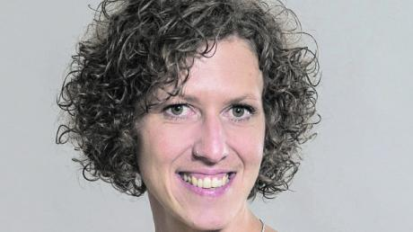 Maria Posch tritt als Bürgermeisterkandidatin in Inchenhofen an, allerdings nur im Hauptamt.
