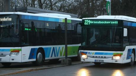 Der Nahverkehr im Wittelsbacher Land wird von diversen Buslinien bedient. Für einige die meist davon gilt ab Sonntag, 15. Dezember, ein neuer Fahrplan.