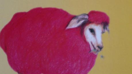 In ihrem ersten Buch erzählt Claudia Neumüller die Geschichte des Schafes Agnes.