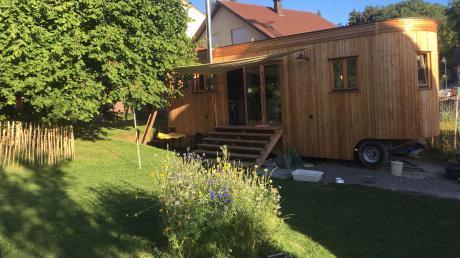 Im Baugebiet Baar darf ein Antragsteller ausdem Landkreis Augsburg kein Tiny House aufstellen.