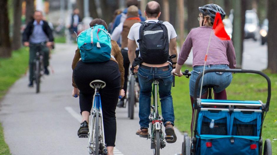 Verkehr: Beim Radverkehr gibts viel zu tun | Aichacher