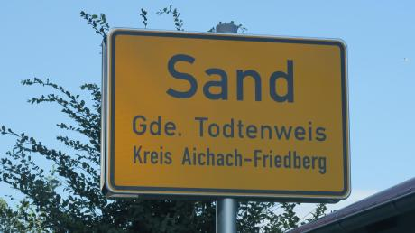 Der Todtenweiser Gemeinderat ist gegen die Wohnquartier-Pläne eines Investors im Ortsteil Sand.