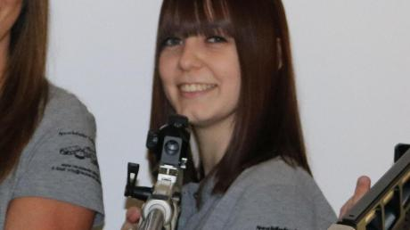Veronika Pfaffenzeller von Adlerhorst Sulzbach ist die AN-Sportlerin der Monate Oktober und November. Anfang des kommenden Jahres suchen die Aichacher Nachrichten den Sportler des Jahres.