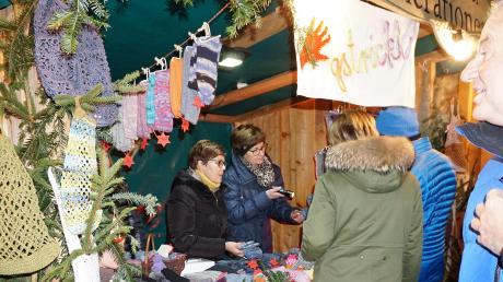 Gut besucht war die Dorfweihnacht der Todtenweiser Vereine. Foto: Sofia Brandmayr