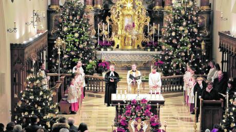 Bei einer festlichen ökumenischen Jahresabschlussfeier blickten die katholischen und evangelischen Christen am Silvesterabend auf die Ereignisse des Jahres 2019 zurück.