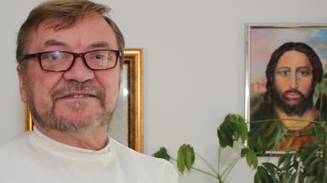 Schiltbergs Pater Markus Szymula begeht heute seinen 60. Geburtstag. Seit über 20 Jahren wirkt er in der Pfarreiengemeinschaft Schiltberg.