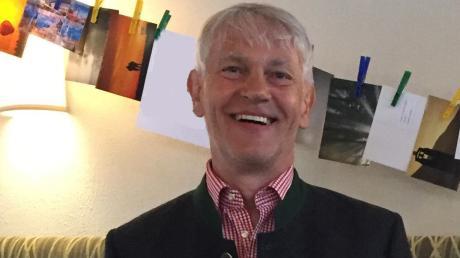 Johannes Degendorfer will für die Perspektive Aindling in den Marktgemeinderat einziehen.
