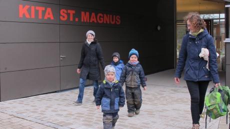 Die Kita St. Magnus in Kühbach feiert ihr 25-jähriges Bestehen.