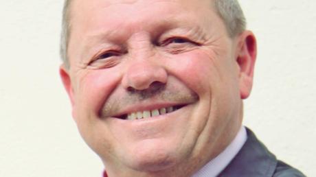 Lorenz Braun hat in Adelzhausen zwei Großprojekte und dazu noch die Schulhauserweiterung vor der Brust. Aber der Bürgermeister hat noch mehr auf der Agenda.