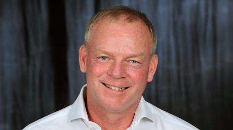 Alexander Richter von den Freien Wählern will Bürgermeister in Rehling werden.