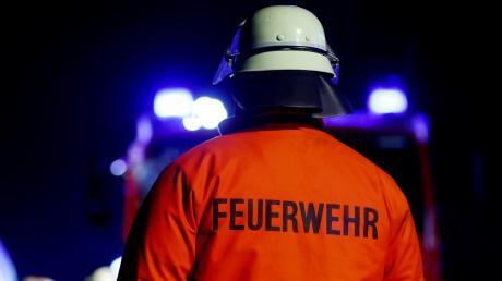 Die Feuerwehren aus Wassertrüdingen, Ehingen und Gerolfingen waren im Einsatz. (Symbolbild)