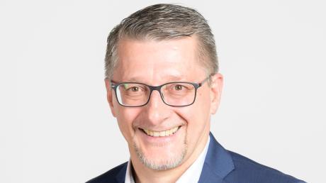 Manfred Graser, 52, kandidiert für den Bürgerblock als Bürgermeisterkandidat in Pöttmes. Er stammt aus Handzell, lebt aber seit langem in Pöttmes.