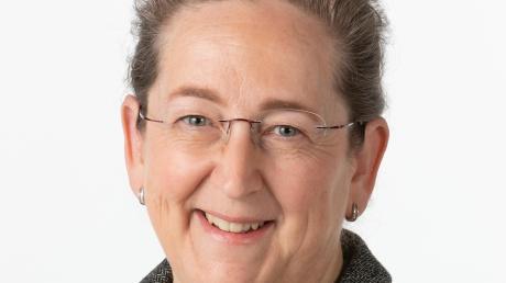 Gertrud Hitzler will Bürgermeisterin der Marktgemeinde Aindling werden.
