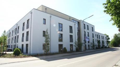 Im Haus an der Paar in Aichach verfolgt man die Lage mit Sorge. 83 Bewohner werden laut Heimleiterin Lolita Höpflinger derzeit betreut.