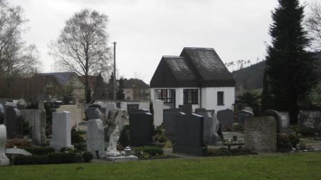 Der Friedhof in Unterbaar soll optisch und ökologisch aufgewertet werden, beschloss der Gemeinderat.