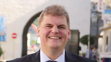 Rainer Kraft ist Landratskandidat der AfD.