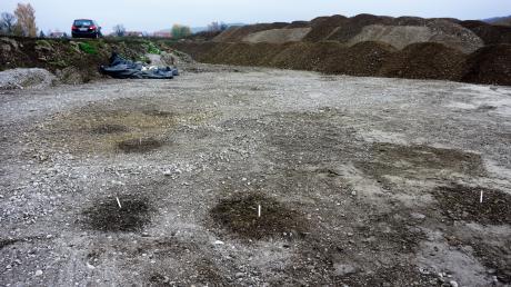 Die Ausgrabungen in Todtenweis geben Historikern noch einige Rätsel auf.