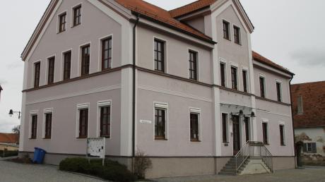 Die Erweiterung des Kühbacher Rathauses steht heuer an.