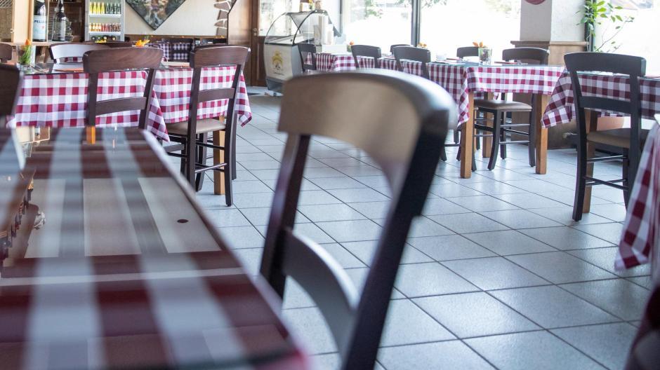 Die Corona-Krise trifft die Gastronomie auch in Augsburg hart.